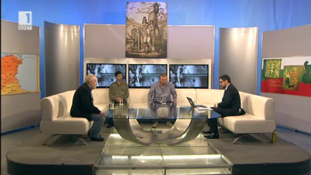 Съединението в българското изкуство