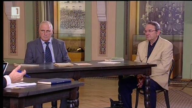 Когато Пловдив беше столица – разговор със Стефан Шивачев и Владимир Янев