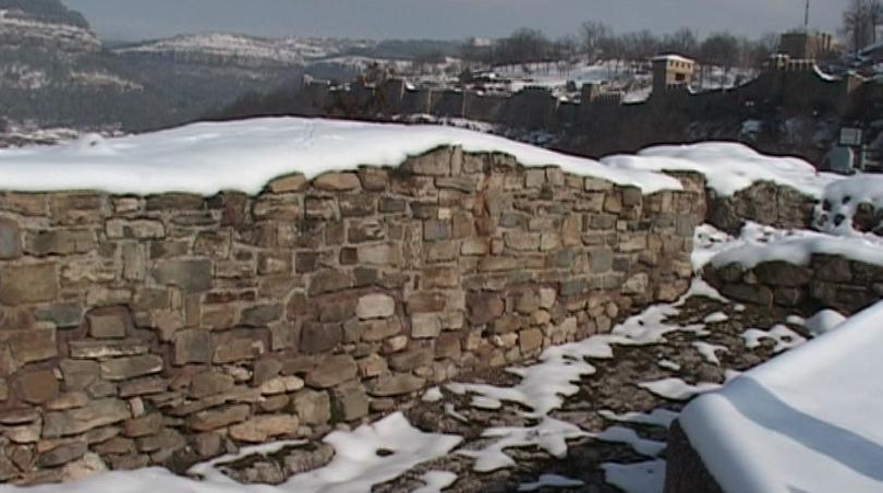 Крепостта Царевец се нуждае от спешен ремонт