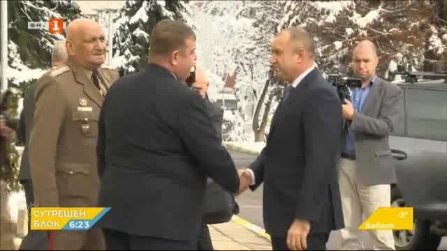 Президентът коментира идеите за импийчмънт и отношенията с премиера