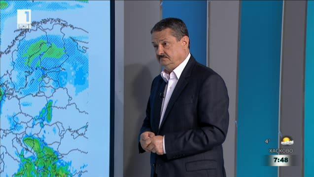 Доц. Георги Рачев, климатолог: Валежите ще обхванат цяла България