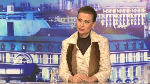 Илиана Раева: Не подкрепяме НДСВ, а личността на д-р Антония Първанова