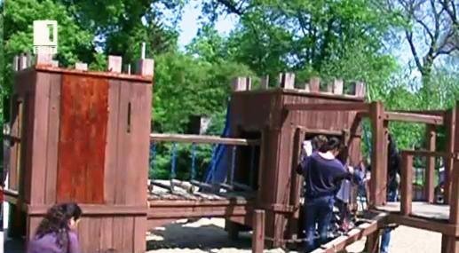 В Силистра искат безопасни детски площадки