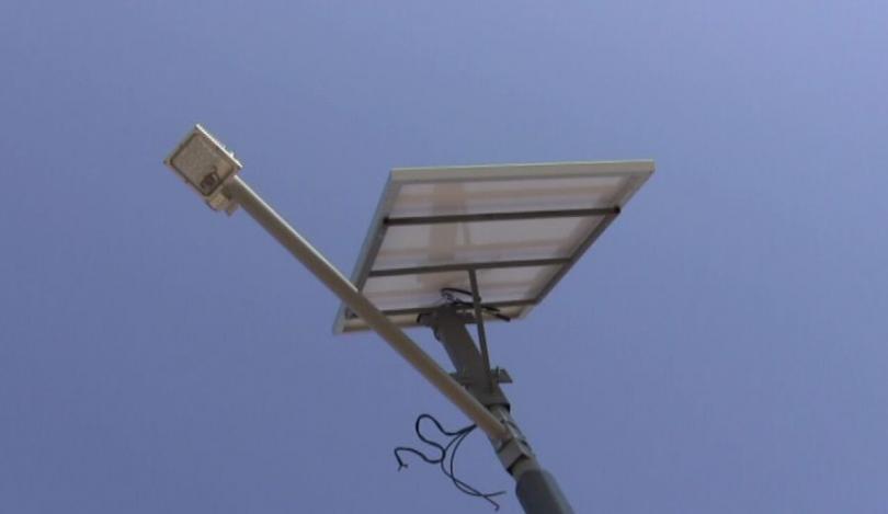Енергоспестяващо улично осветление в Стралджа