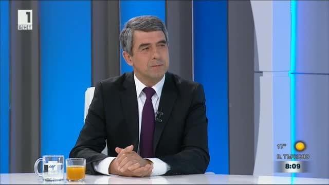 Росен Плевнелиев: Висш интерес на България е траен мир на Балканите