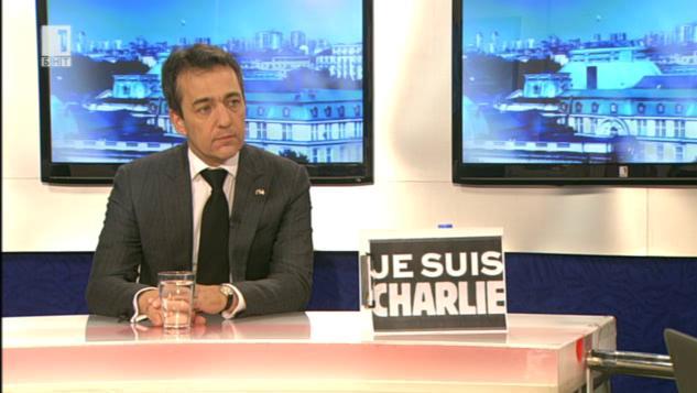 Ксавие Лапер дьо Кабан: Атентатът в Париж беше срещу свободата на словото