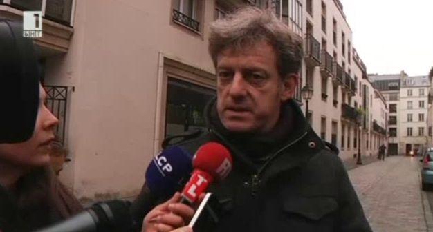 Ужасът в Париж от първо лице