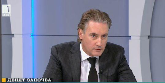 Ветото за концесиите - Кирил Домусчиев за позицията на бизнеса