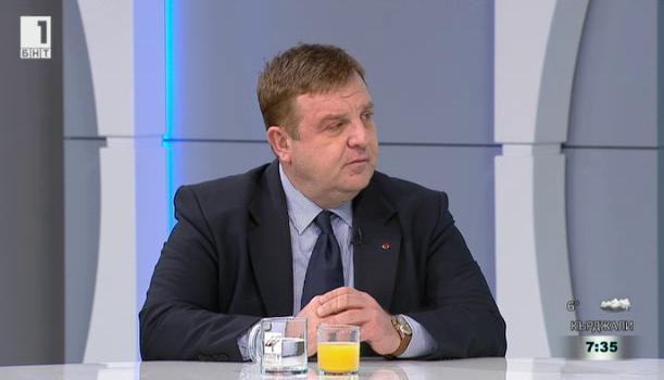 Красимир Каракачанов: Темата с демографията е приоритетна