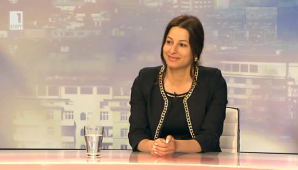 Деница Михайлова: Ние никога не сме били заплаха за България