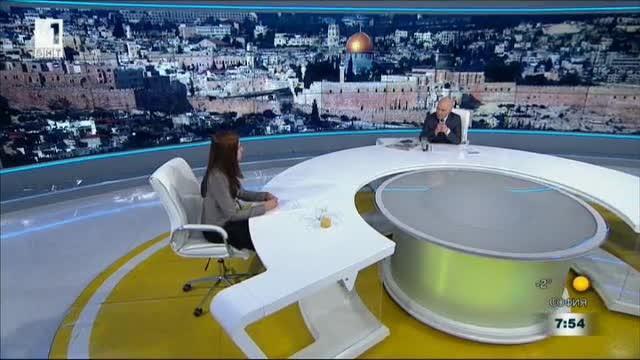 Азбука на тъгата - филм на Надежда Василева за израело-палестинския конфликт