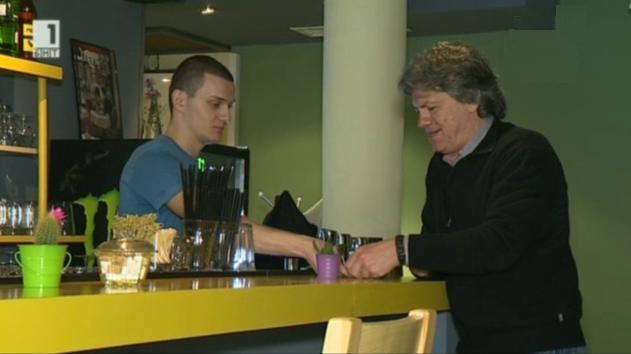 Закуска с Иван Лечев
