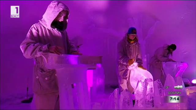 Музиката на леда