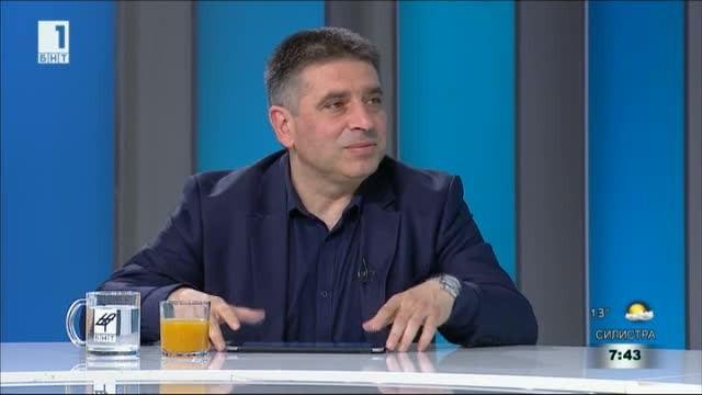 Данаил Кирилов: ГЕРБ предлага 240 едномандатни района