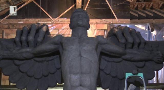 Паметник на завистта - българският Икар