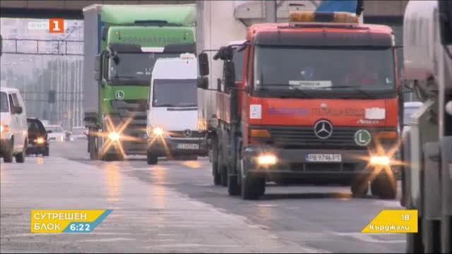 Пакетът Мобилност. 46% празни курсове за българските превозвачи