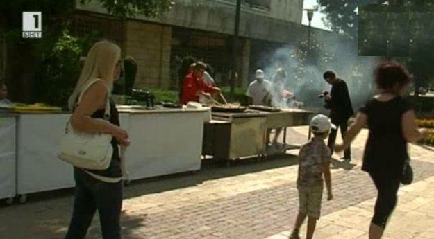 Кулинарно шоу на рибни ястия в Белослав