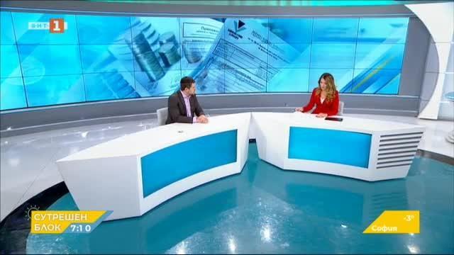 Промени при подаване на данъчни декларации - говори  Росен Бъчваров от НАП