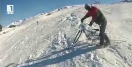 Българи предлагат нов вид ски