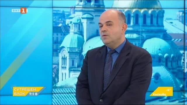 Поскъпват основните хранителни продукт - коментар на Владимир Иванов от ДКСБТ