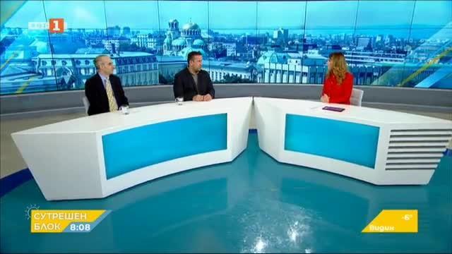 Политическите интриги от последните дни - Петър Волгин и Георги Харизанов