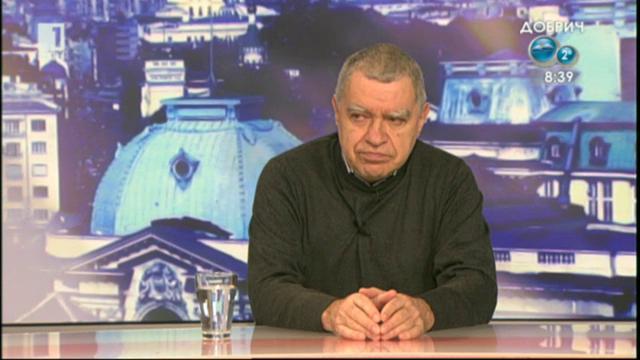 Проф.Константинов: Най-вероятният изход от кризата е федерализация на Украйна