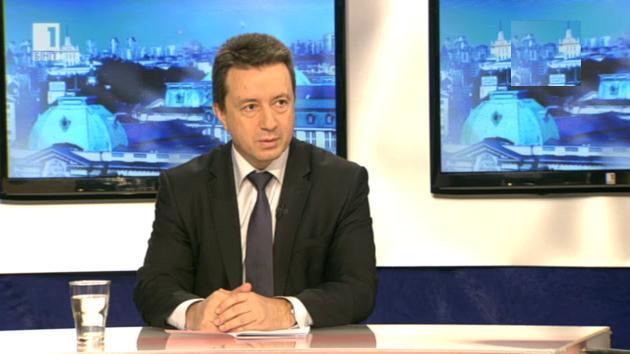 Разговор с Янаки Стоилов в Денят започва