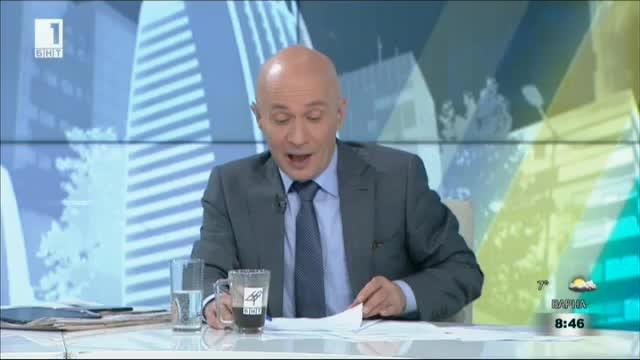 Наско от БТР играе Пилат Понтийски
