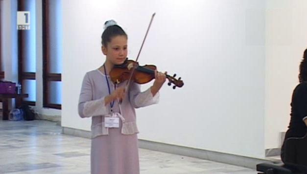 Международен детски музикален фестивал във Велико Търново