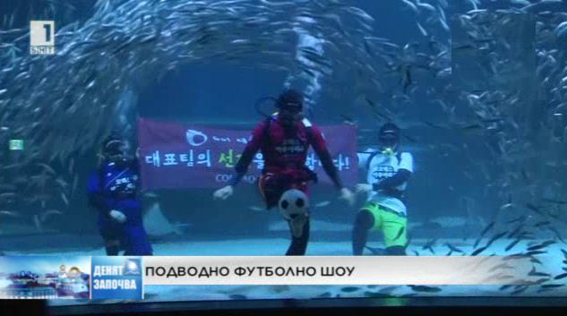 Подводно футболно шоу