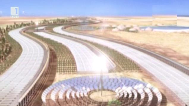 Зелена светлина на фокус - 10 юни 2014: Зеленчуци в пустинята на Катар