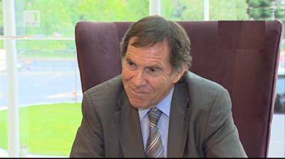 Председателят на Парламентарната асамблея на Съвета на Европа Жан-Клод Миньон за ситуацията в България