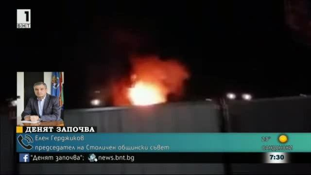Елен Герджиков: Демонтажът на паметника пред НДК продължава след седмица