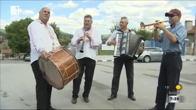 Денят на оркестъра: групата  от Златица
