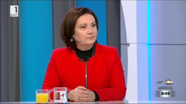 Румяна Бъчварова: Създаваме нов и по-интензивен ред за борба с битовата престъпност