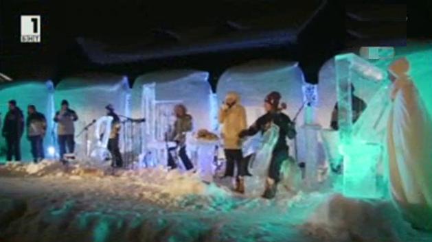 Фестивал на ледената музика в Норвегия