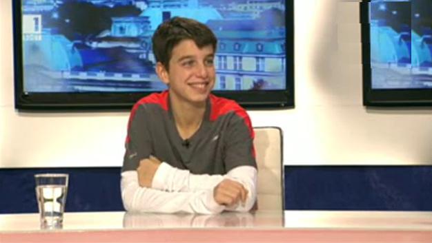 12-годишен е най-голямата тенис надежда на България