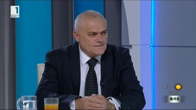 Имат ли решение проблемите в МВР. Говори министър Валентин Радев