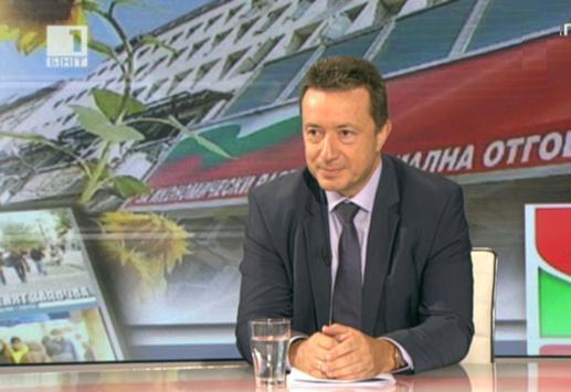Разговор с Янаки Стоилов