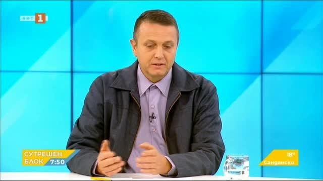 Защо се стига до изоставяне на деца - Г. Богданов от Национална мрежа за деца