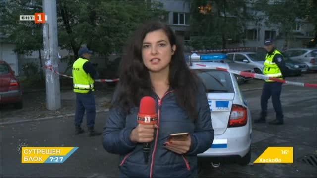 Пряко: убийството на жена в софийския квартал Младост