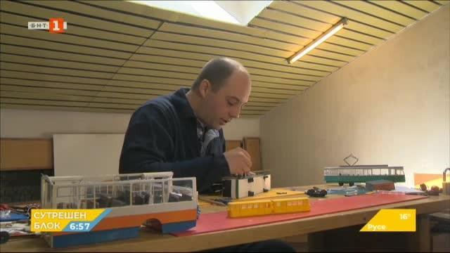 Да сглобиш трамвай - модели от градския транспорт