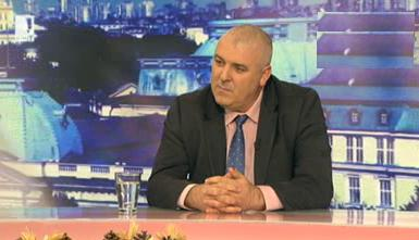 Разговор с директора на СДВР Ивайло Спиридонов за автокражбите и договорите за охрана