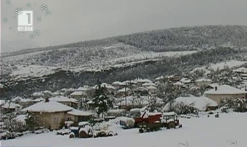 Снежната покривка във Видинска област достигна 40 см