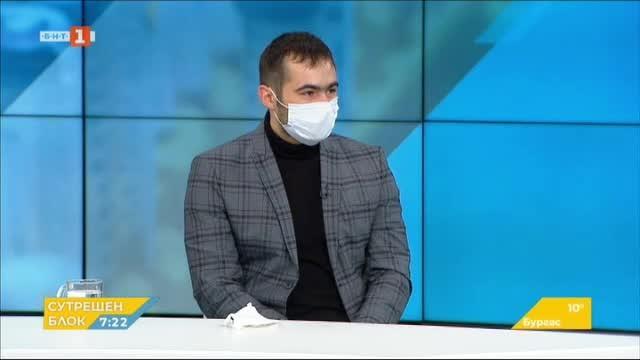 Д-р Петър Чипев: Време е да взимаме предпазни мерки