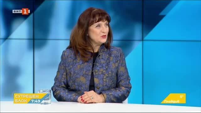 Ваня Кастрева: Очаквам в понеделник всички ученици в София да са в класните стаи