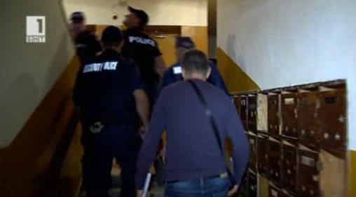 След разследване на БНТ, МВР разби нелегална квартира за трафик на бежанци