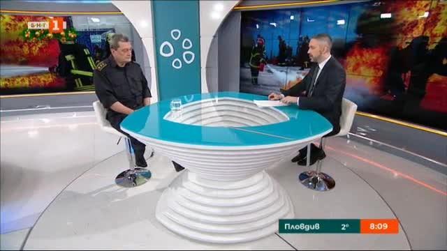 Гл. комисар Николай Николов: Бюджетът на пожарната не е пострадал