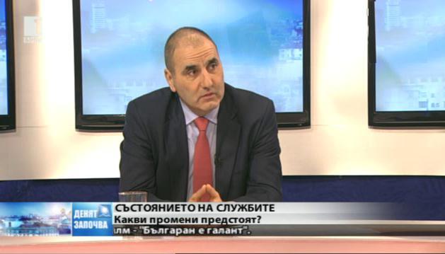 Цветан Цветанов: Тепърва ще берем плодовете на реформата Йовчев-Бисеров