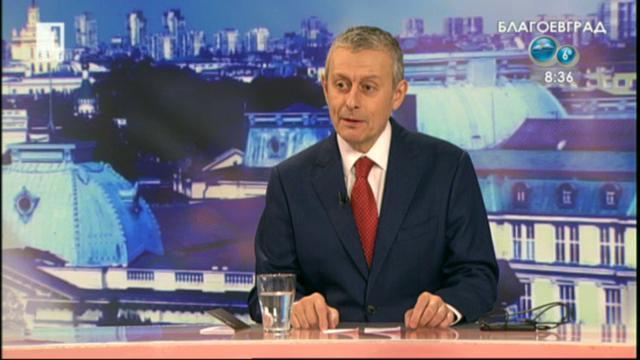 Соломон Паси за външната и секторните политики на България в ЕС